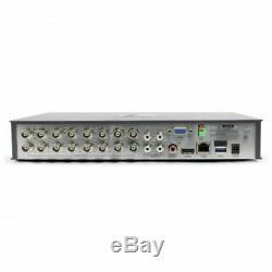 Swann DVR16-4575 16 Channel HD 1080p DVR AHD TVI 2TB HDD CCTV Recorder HDMI VGA