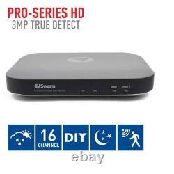 Swann DVR16 4780 16 Channel 3MP Super HD 1080p DVR 2TB HDD CCTV Recorder HDMI