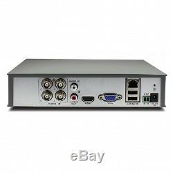 Swann DVR4-1580 4 Channel CCTV 720p A HD TVI Digital Recorder DVR HDMI NO HDD