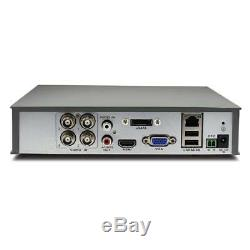 Swann DVR4-4400 4 Channel HD 720p DVR AHD TVI 500GB HDD CCTV Recorder HDMI VGA