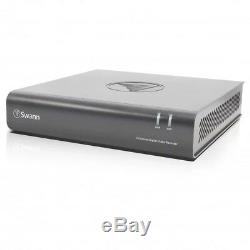 Swann DVR4-4550 4 Channel HD 1080p DVR AHD TVI CCTV Recorder HDMI VGA NO HDD
