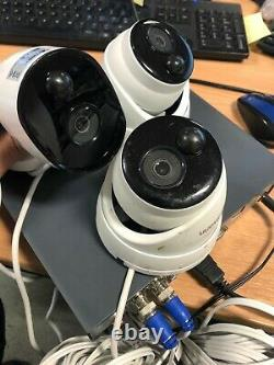 Swann DVR4-4580 4 Channel HD 1080p DVR 1TB HDD CCTV Recorder with 3 Cameras