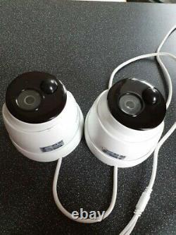 Swann DVR4 4580 4 Channel Recorder 2x1080MSB 2x1080MSD HD 4 Cameras CCTV Kit