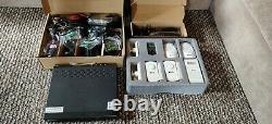 Swann DVR8-3425 8Ch CCTV 960H Recorder 4 x PRO-735 Cams 7 Alarm Sensors & Siren