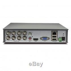 Swann DVR8-4550 8 Channel 1080p Digital Video Recorder CCTV DVR 2TB