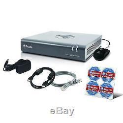 Swann DVR8 4550 8 Channel HD 1080p DVR AHD TVI 2TB HDD CCTV Recorder HDMI VGA