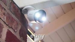 Swann DVR8 5580 8 Channel Ultra HD 4K DVR 2TB 4K Dome Bullet Camera CCTV Kit NEW
