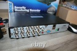 Swann DVR-1400 (SWDVR-81400H) 8 Channel 500GB HDD Digital Video Recorder #Ref110