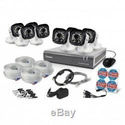 Swann DVR 1580 4 8 Channel HD Digital Video Recorder 2TB Pro-T835 Cameras CCTV