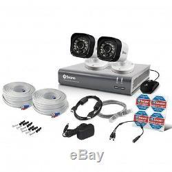 Swann DVR 1600 4 8 Channel HD Digital Video Recorder 2TB Pro-T835 Cameras CCTV
