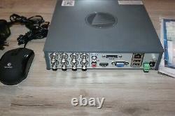 Swann DVR-4400 (SRDVR-84400) 8 Channel 1TB HDD, Digital Video Recorder #Ref89