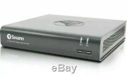 & Swann DVR 4575 4Channel HD Digital Video Recorder 1TB 2x Camera CCTV 274