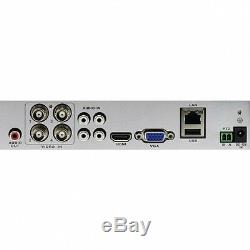 Swann DVR 4575 4 8 16 Channel HD Digital Video Recorder 2TB Pro-T853 Camera CCTV