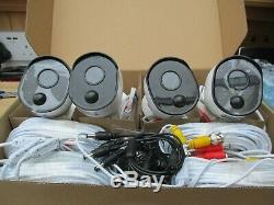 Swann DVR-4575 8 Channel 2mp HD 1080p CCTV Recorder & 4 x Bullet Cameras 1TB