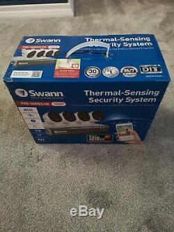 Swann DVR 4575 8 Channel (4 cameras) 1080P Digital Video Recorder 1TB Pro CCTV