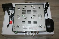 Swann DVR-4600 (SRDVR-44600H) 4 Channel 1TB HDD Digital Video Recorder #Ref108