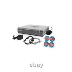 Swann DVR 8 4600 8 Channel HD Digital Video Recorder Upto 2TB HDD CCTV HDMI VGA