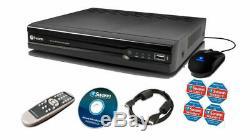 Swann HD NVR4-7082 4 Channel 720p PoE CCTV Digital Video Recorder NVR 1TB HD BNB