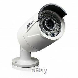 Swann NVR 7400 4 8 16 Channel 4MP CCTV DVR Recorder 2TB HDMI NHD-818 Cameras