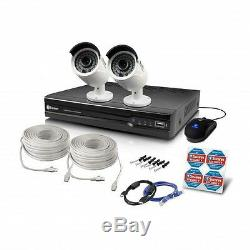 Swann NVR 7400 4 8 16 Channel 4MP CCTV DVR Recorder 2TB HDMI NHD-818 Cameras New