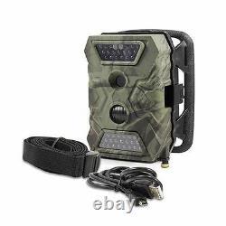 Swann Outback Cam 12MP Outdoor Camera 1080p HD Video Portable Recorder CCTV DVR