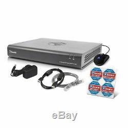 Swann SODVR-16440H 16 Channel HD 720p DVR AHD TVI 1TB HDD CCTV Recorder HDMI VGA