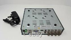 Swann SRDVR- 84400H 8 Channel HD Digital Video Recorder DVR 1TB HDD CCTV HDMI