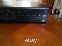 VISTA quantum EVO digital video recorder CCTV DVR QNWR 16× cannels 12TB 75 Watts