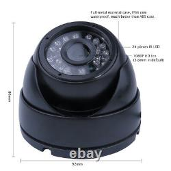 1080n 8ch Gps 4g Hdd Car Dvr Mdvr Video Recorder Rear View Monitor Sur Pc Phone