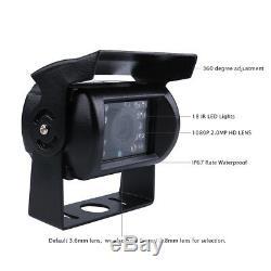 1080n Ahd Hdd 8ch Gps Wifi 4g Dvr Mdvr Enregistrement Vidéo 7 Moniteur Caméra Cctv