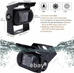 1080p Ahd 512 Go Sd Car Dvr Mdvr Video Record Cctv Caméra En Temps Réel 7 Moniteur