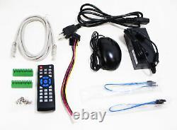 16 Channel Penta-brid Xvr 4k Dvr Enregistreur Cctv Oem Dahua Avec 2 Tb SATA Hard Drive