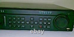 16ch H. 264 Compression 480fps Enregistrement/affichage Modèle Professionnel Dvr