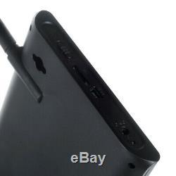 2x Numérique Sans Fil Caméra Cctv 7 Moniteur LCD Dvr Enregistrement Système De Sécurité