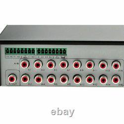 4/8 Ch Support Dvr 2mp 1080p Cctv H. 264 Enregistreur Vidéo Avec Disque Dur De 1 À 4 To