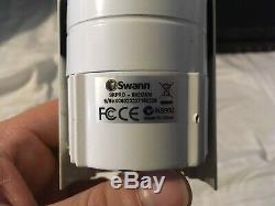 4 X Swann Caméras De Vidéosurveillance Et Eneo Enregistreur Vidéo Numérique 16 Canaux