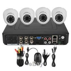 4ch Dvr Cctv 5mp Ahd Home Security System Caméra Enregistreur Vidéo Extérieur Onvif