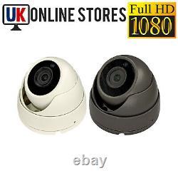 5mp Système Cctv 4ch Enregistreur Vidéo Ahd Caméra 2mp 1080p Extérieur