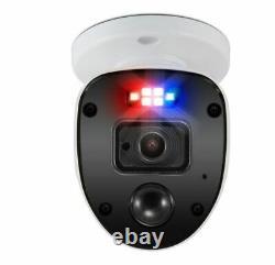 8 Channel 1tb Dvr Recorder Avec 6 X 1080p Full Hd Weatherproof Enforcer Caméras