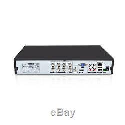 8ch 1080p Hdmi Dvr Nvr Cctv 8x Système D'enregistrement Numérique De La Caméra 2000tvl