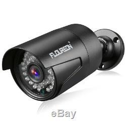 8ch Dvr 1080p Cctv Kit Caméra Avec 1tb Enregistreur Disque Dur Système De Sécurité