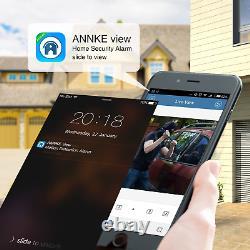 Annke 1080p Lite 8 Channel Cctv Dvr Digital Video Recorder +1 To Disque Dur Avec