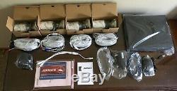 Annke Système De Surveillance Caméra, 8ch 3mp Cctv Dvr Enregistreur Et 4x Full-hd