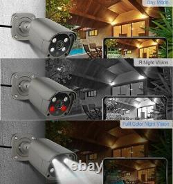 Caméra Cctv 8ch 1920 Système D'alarme De Sécurité 2way Enregistreur Vidéo Numérique Audio