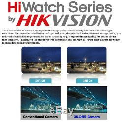 Cctv 16ch 8ch Dvr Kit Kit Système Complet De Caméras De Sécurité Pour La Maison En Plein Air
