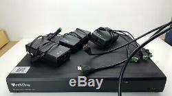 Cctv 16ch Dvr 8ch Enregistrement 1080p Extérieur Home Security Kit Système Caméras Maxone