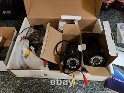 Cctv Swann Dvr4-1400 Dvr Digital Video Recorder 500gbhdd + 2 Caméras Pro530