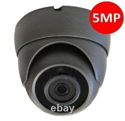 Cctv System Kit Oyn-x Kestrel 2mp 1080p Hd Dome Caméras Dvr Recorder Maison Secure