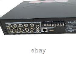 Clover Cdr4170 4 Canaux Ip Adressable Dvr (160 Go Disque Dur) Enregistreur Vidéo Numérique
