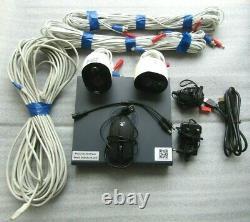 Complet Swann Hd Digital Vidio Recorder Dvr4-4575 Security System Pro-1080msb